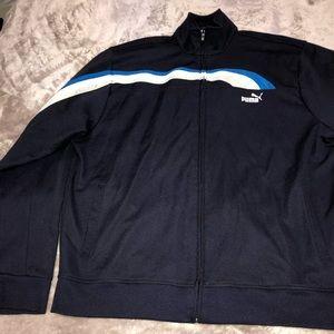 Puma Long Sleeve Sweater